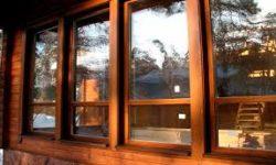 готовые окна на дачу